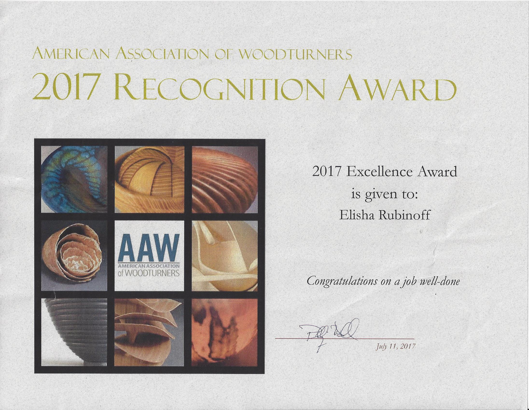 כנס של אגודת החרטים האמריקאית AAW